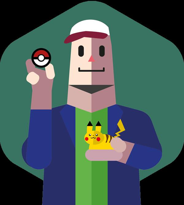 Pokemon Betreuer
